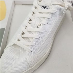 WHITE mens shoes Bee inspired brand